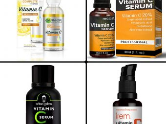 15 Best Vitamin C Serums For Face In India In 2021