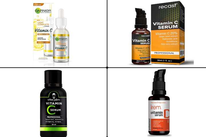 Best Vitamin C Serums For Face In India