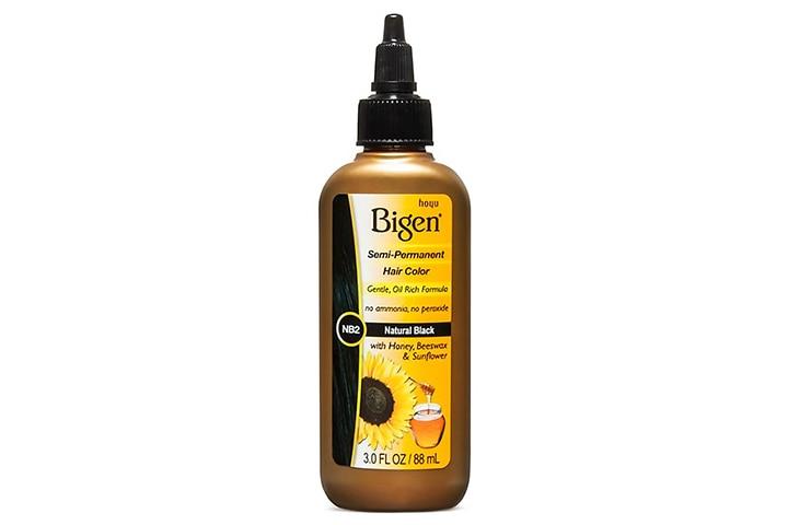 Bigen Natural Black Hair Color
