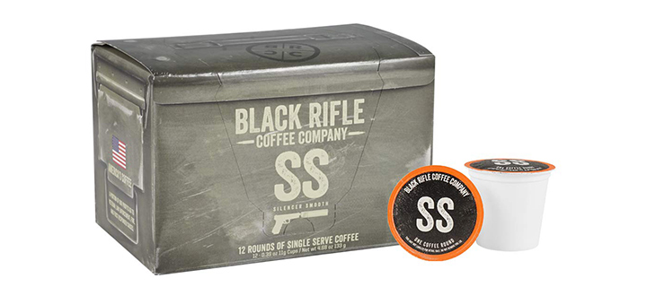 Black Rifle Coffee Rounds Silencer Smooth
