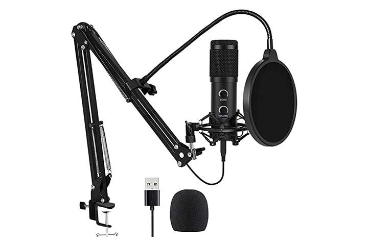Bonke USB Condenser Microphone