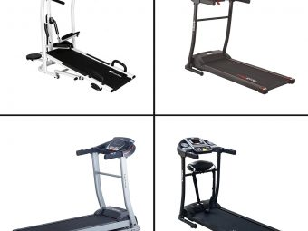 Boost Your Stamina With 15 Best Treadmills In India