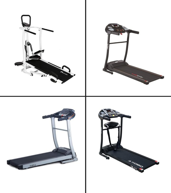 Boost Your Stamina With 15 Best Treadmills In India-1