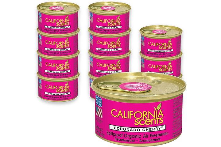 California Scents Spillproof Organic Air Freshener
