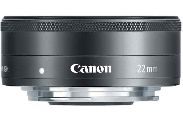 Canon EF-M 22 MM Compact System Lens