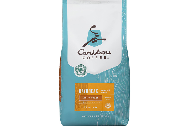 Caribou Coffee, Daybreak Morning Blend Light Roast