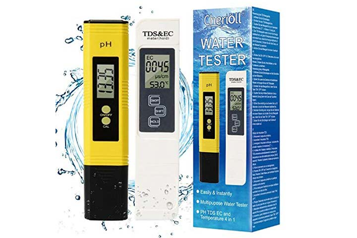 Cherioll Water Tester