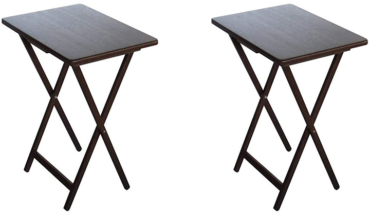 Colibrox Folding Tray Table