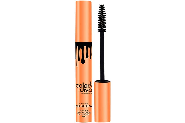 Color Diva Long Lasting Waterproof Extreme Curl Mascara