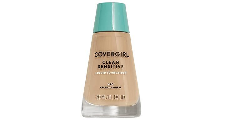 Covergirl Clean Sensitive Liquid Foundation