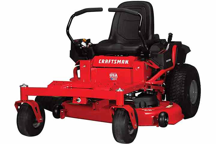 Craftsman Z525 Gas Lawn Mower