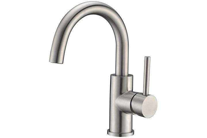 Crea Stainless Steel Farmhouse Sink Faucet