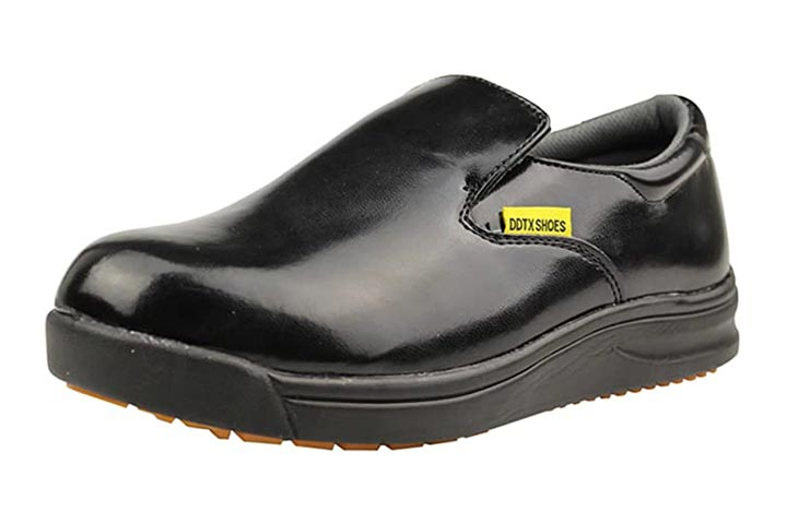 DDTX Slip-on Men's Work Shoes