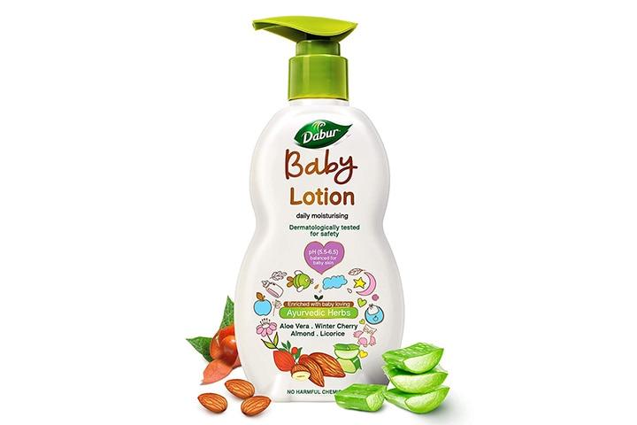 Dabur Baby Lotion