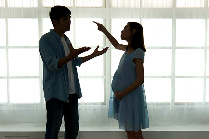 Divorce During Pregnancy