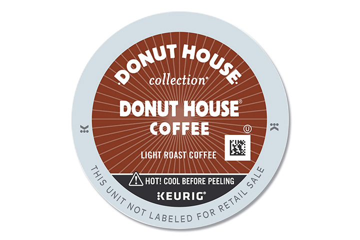 Donut House Collection Single-Serve Keurig K-Cup Pods