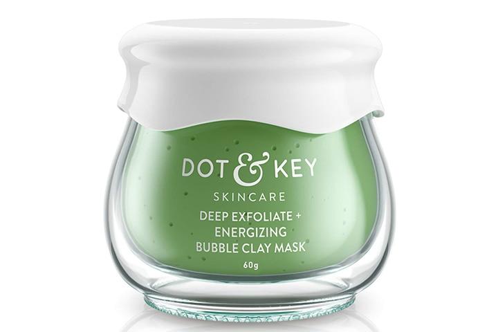 Dot & Key Skincare Deep Exfoliate+Energizing Bubble Clay Mask