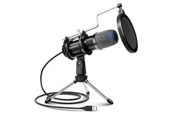 Elegiant Gaming PC Microphone