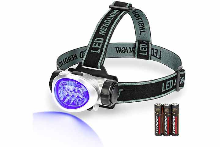EverBrite Black Light Headlamp