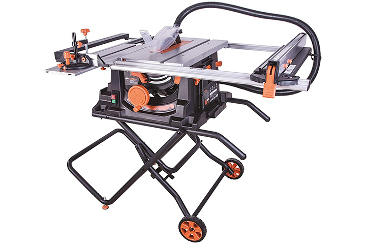 Evolution Rage 5-S Multi-Material Table Saw