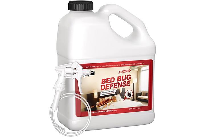 Exterminators Choice Bed Bug Defense
