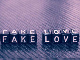 100+ झूठे प्यार पर शायरी, कोट्स व स्टेटस | Fake Relationship Quotes, Status And Shayari In Hindi