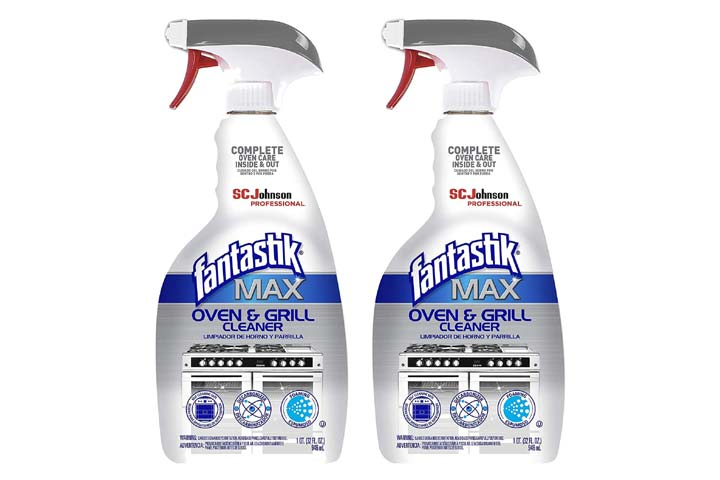 Fantastik Max Oven and Grill Cleaner