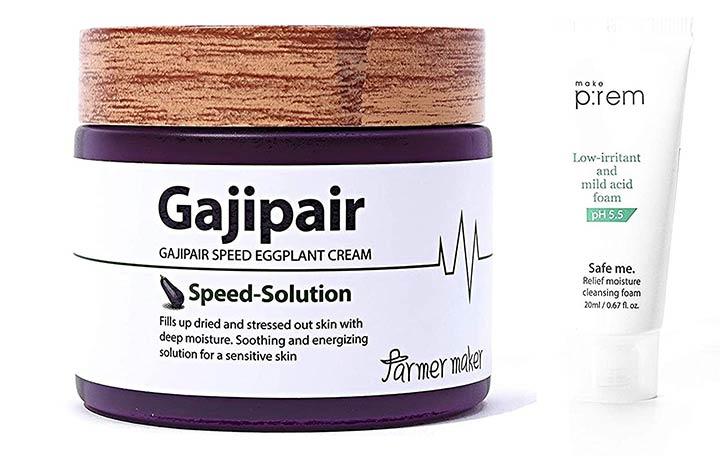 Farmermaker Gajipair Eggplant Organic Face Cream