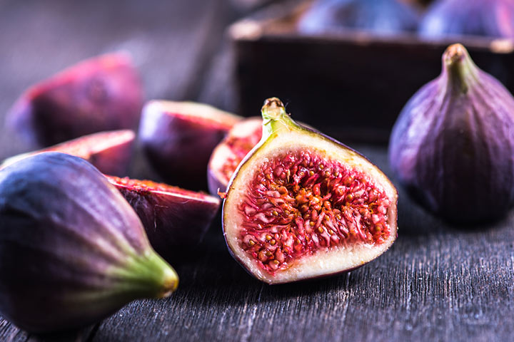Figs For Babies Safety, Right Age, Benefits And Recipes