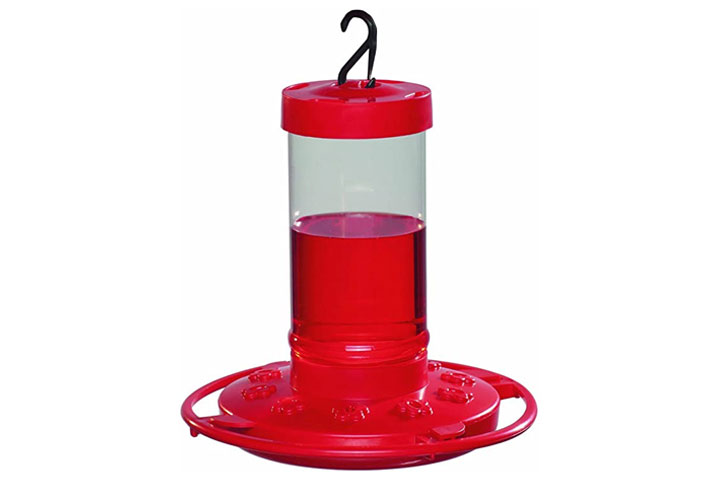 First Nature Red Hummingbird Feeder