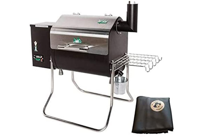 GMG Davy Crockett GrillSmoker with Cover