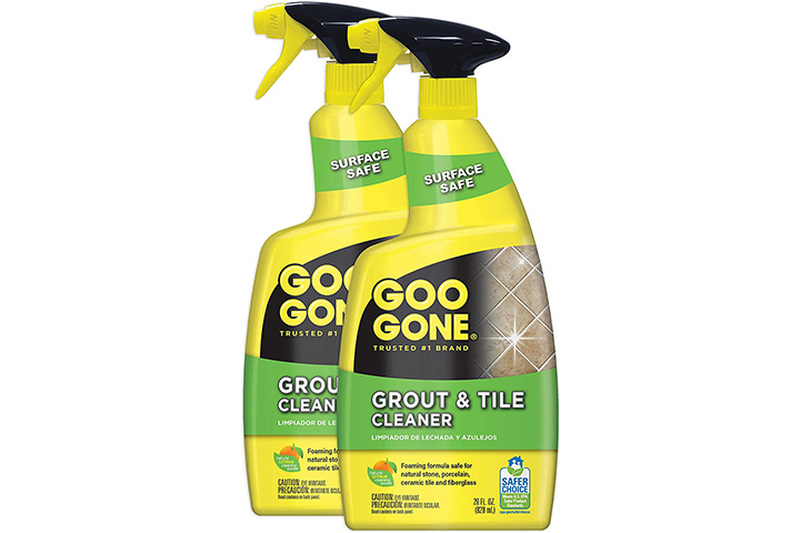 GOO GONE Grout & Tile Cleaner