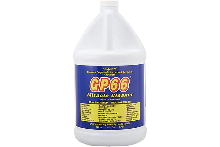 GP66 Miracle Cleaner