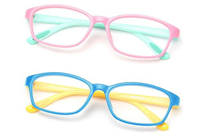 Gaoye Kids Blue Light Blocking Glasses