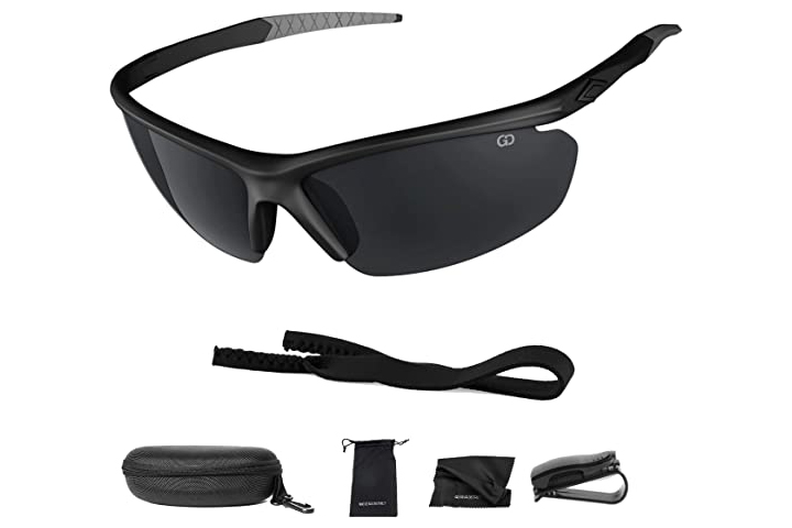 Gear District Polarized Sport Sunglasses