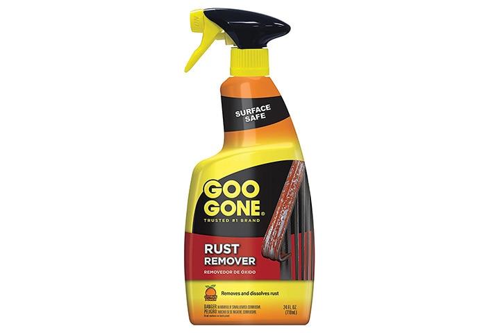 Goo Gone Rust Remover