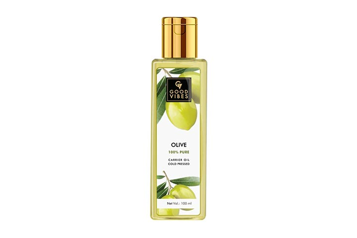 Good Vibes 100 Pure Olive Carrier Oil