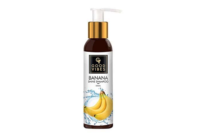 Good Vibes Banana Shampoo