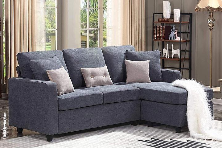 HONBAY Sectional Sofa Couch