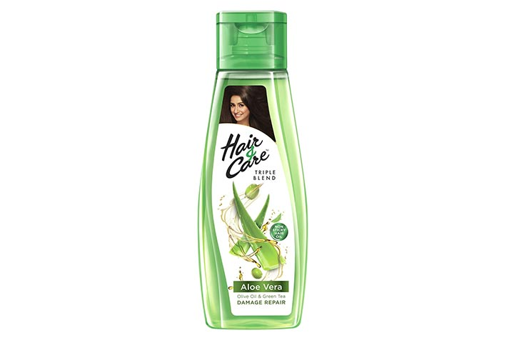 Hair Care Olive And Vitamin E Non-sticky Hair Oil