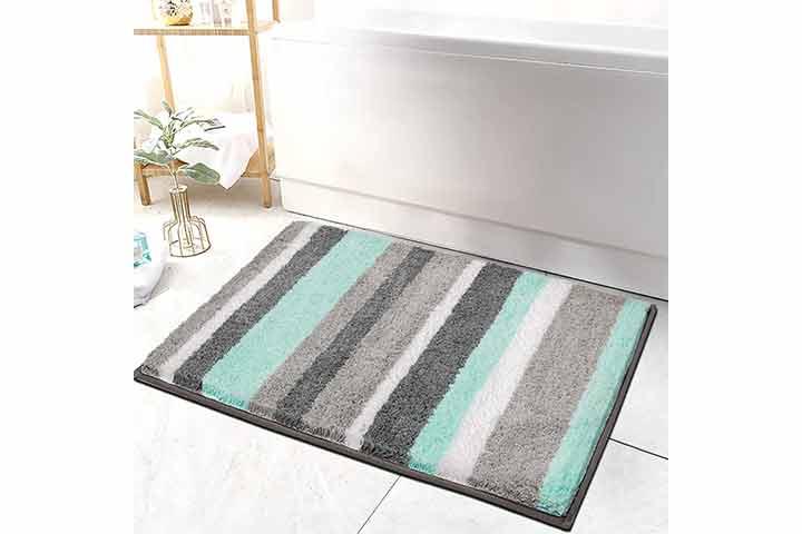 Hebe Non-Slip Bathroom Rug Mat