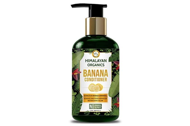 Himalayan Organics Banana Conditioner