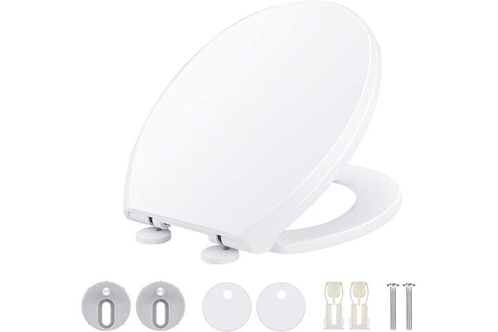 Himimi Standard Round Toilet Seat