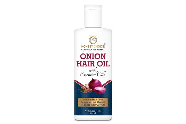 Honest Choice Onion Hair Oil