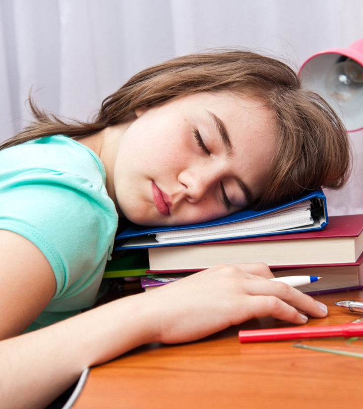 How Much Sleep Does A Teenager Need