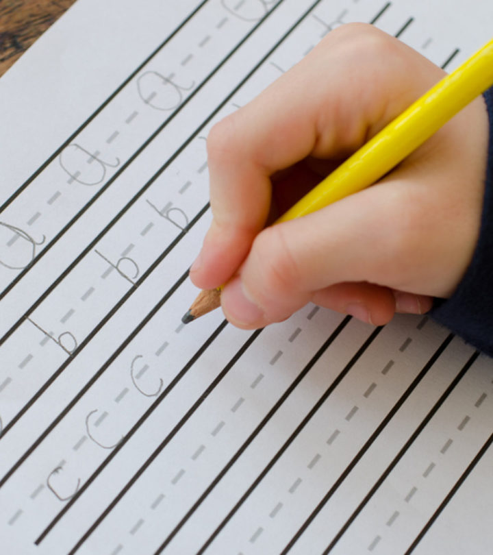 How To Improve Kids' Handwriting 13 Effective Ways