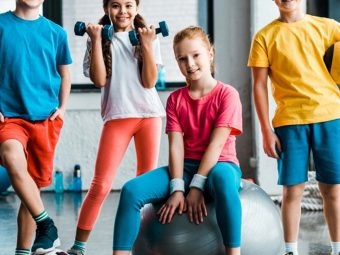 How To Make Sure Your Child Is Not Missing Out On Fitness During The Pandemic