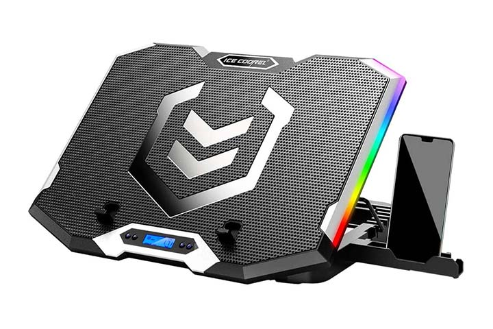 Ice Coorel RGB Laptop Cooling Pad