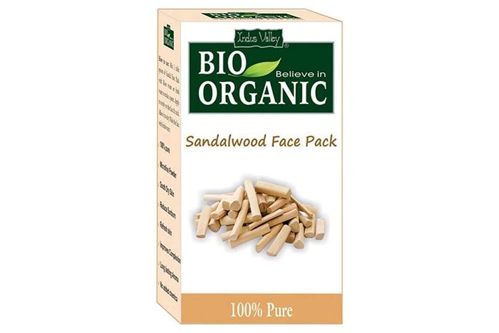 Indus Valley Bio Organics Sandalwood Face Mask