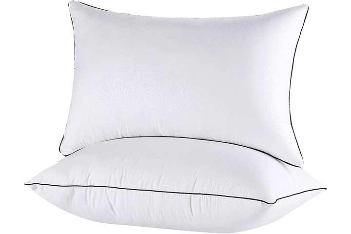 Jollyvogue Queen Pillows